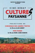 Culture Paysanne Vendredi 9 novembre à 20h30